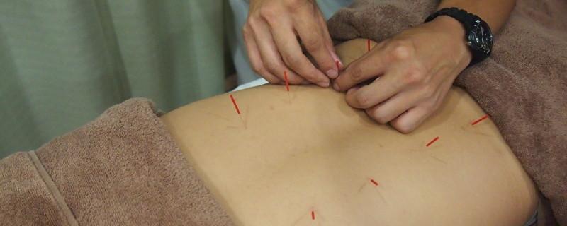 ニシトミ式鍼灸コース